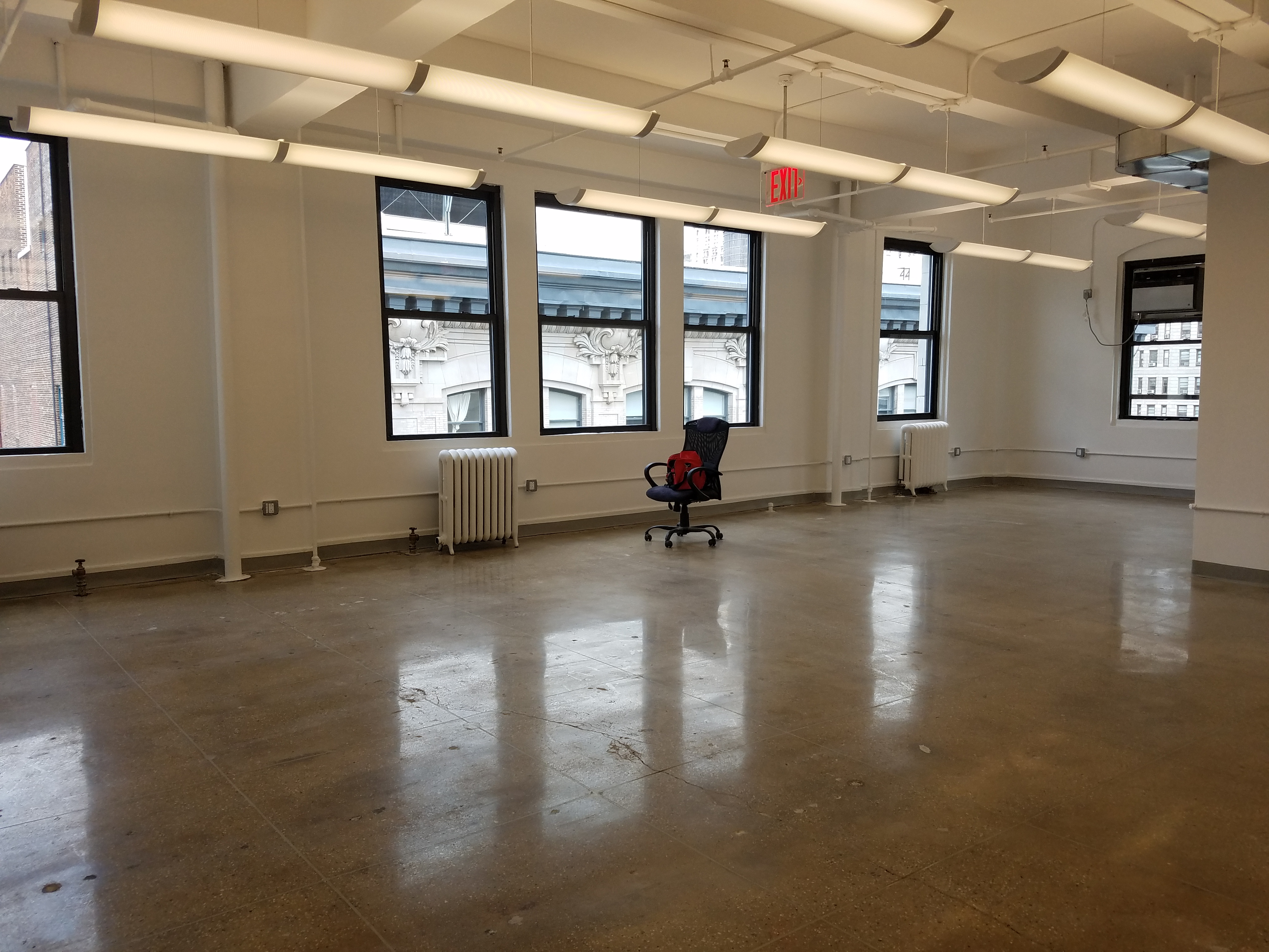 20 West 22nd Street Available Space