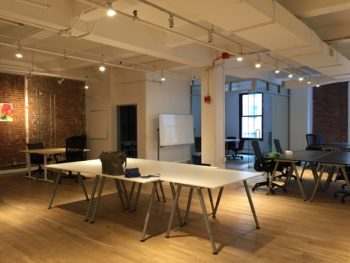 Office for rent in Soho with glass conference room