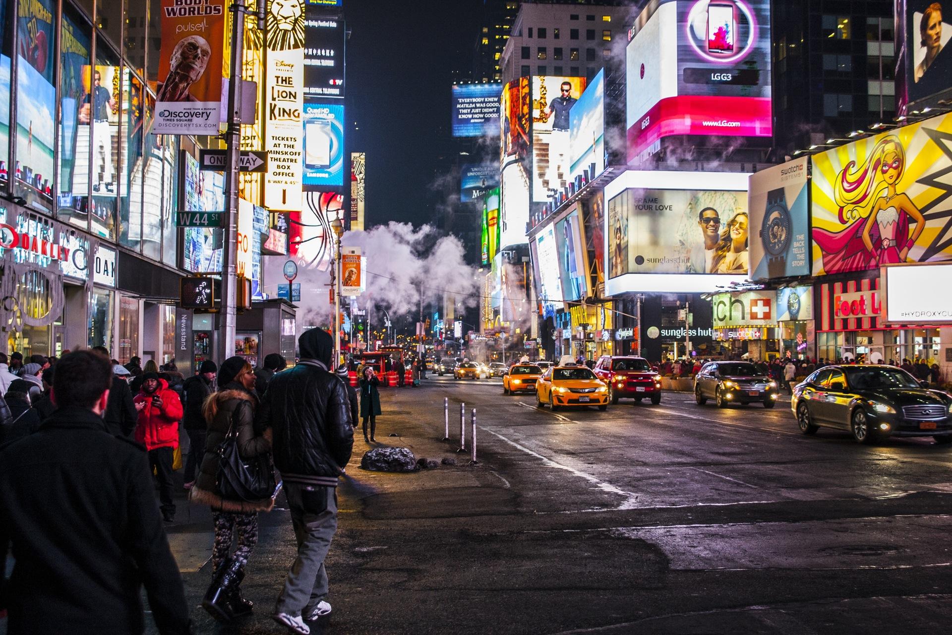 Walk Score NYC