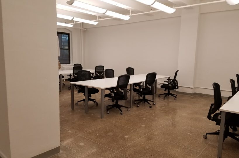 Flatiron Office for Lease- 22nd Street