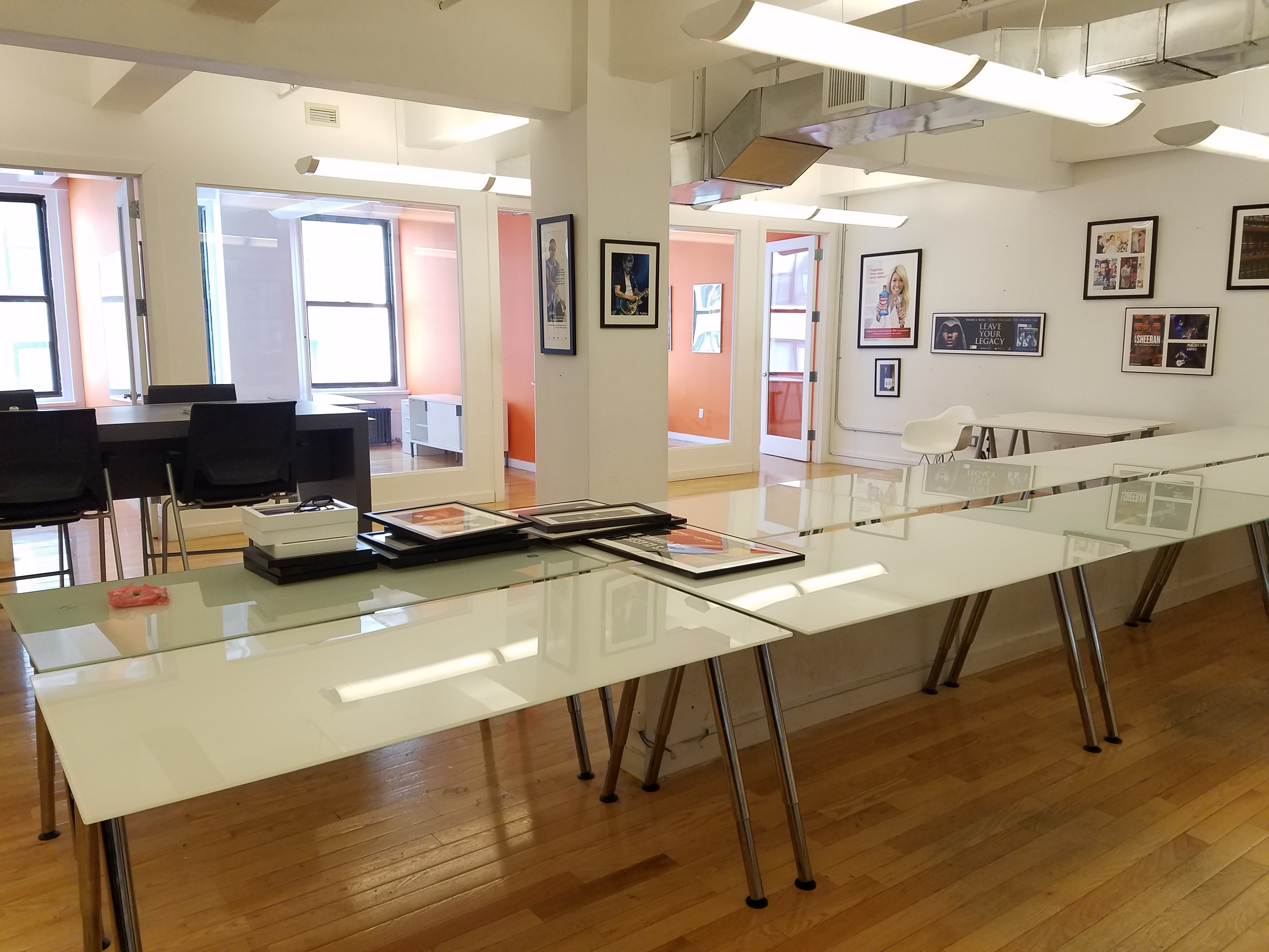 Furnished office space in NYC
