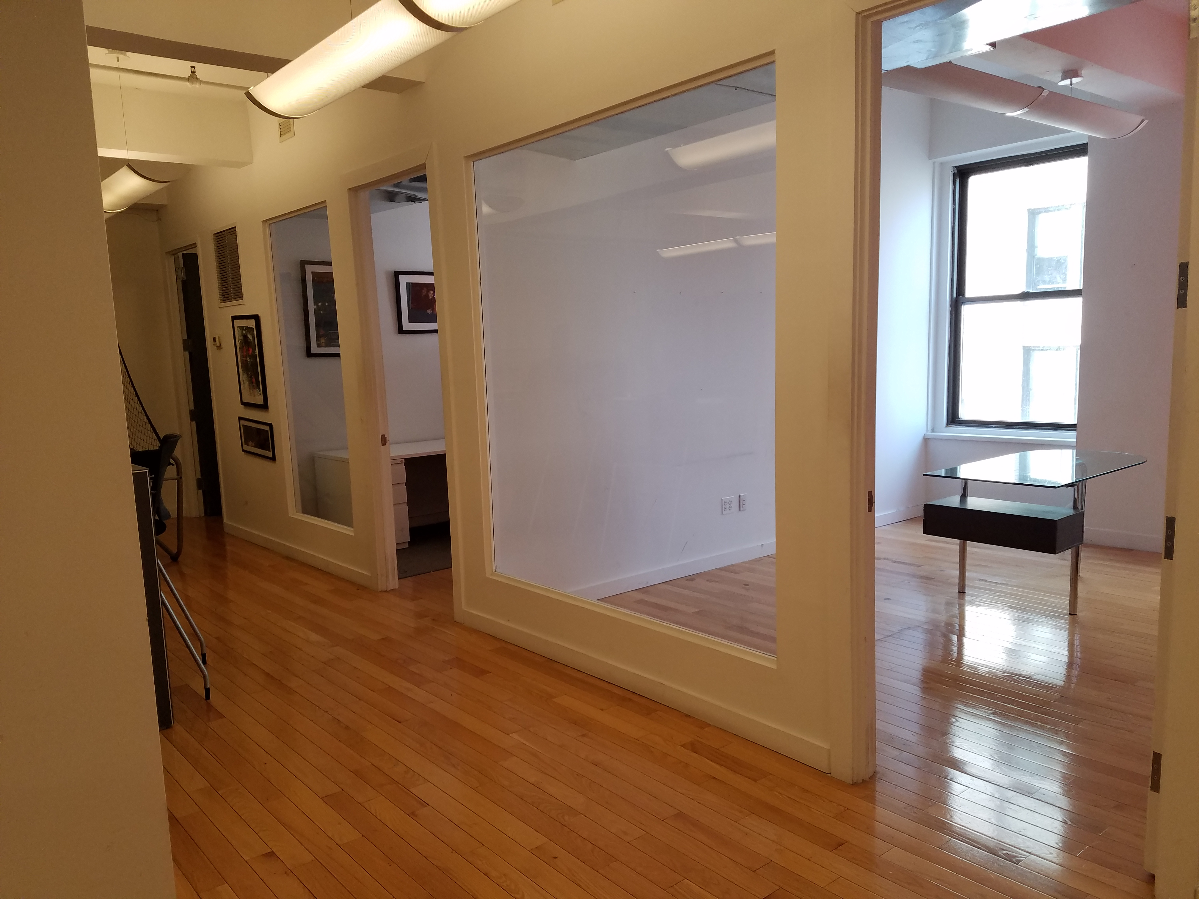 Move in ready office space in flatiron