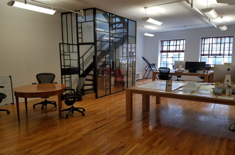 Spaces Commercial Office Space New York Manhattan Sublease Nyc