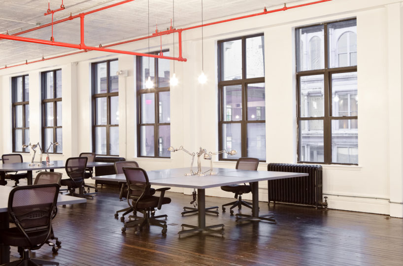 Projective-Coworking-Space-NYC-818x540 Top 10 Coworking Spaces in NYC