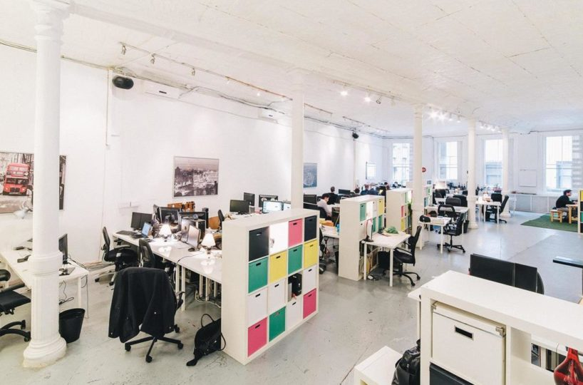 Spark-Labs-Coworking-Space-NYC-818x540 Top 10 Coworking Spaces in NYC