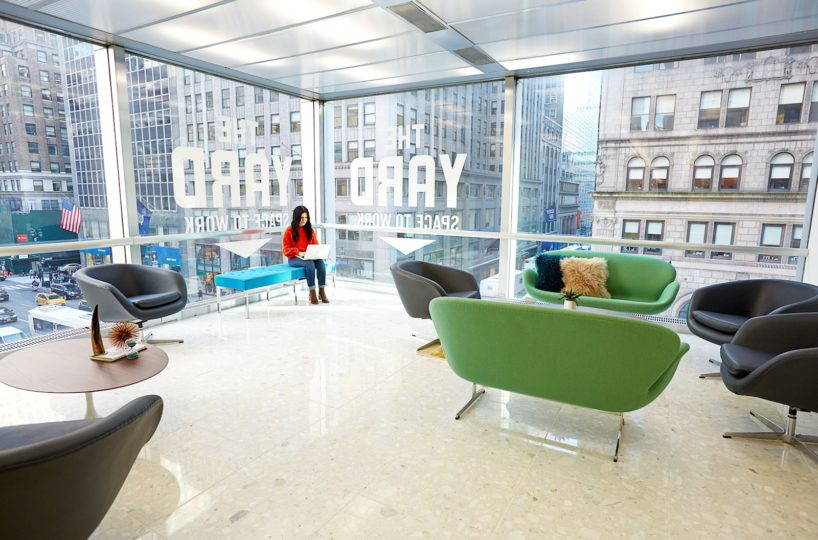 yard-818x540 Top 10 Coworking Spaces in NYC