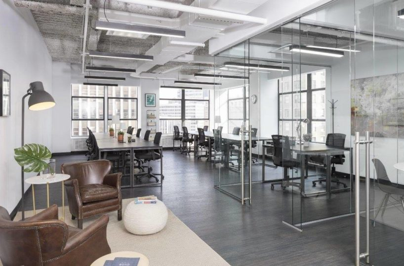 Bond-Collective-Coworking-Space-818x540 Top New York City Coworking Options