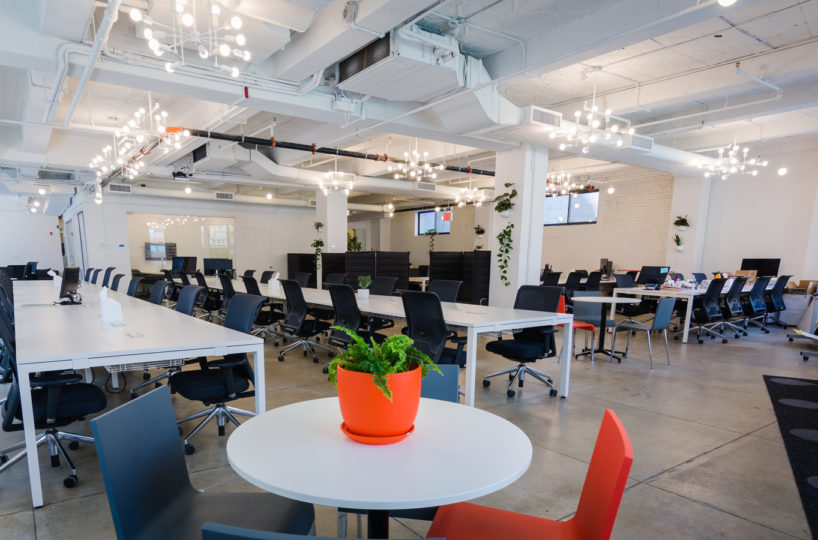 Grind-Coworking-Space-818x540 Top New York City Coworking Options