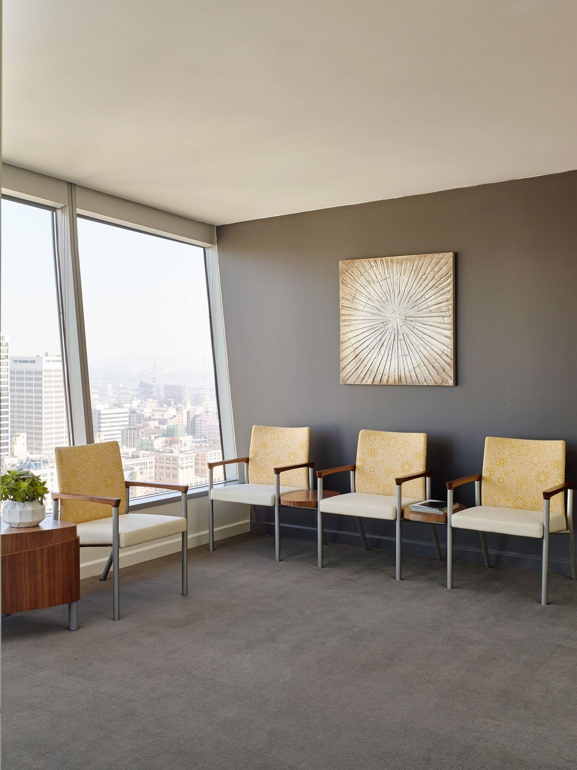 Healthcare Furniture And Modern Waiting Room Chairs Emfurn
