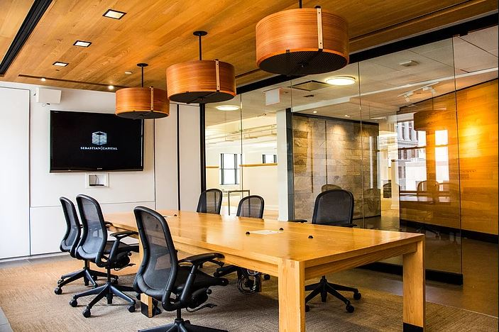 6 Coworking Spaces/ Serviced Offices