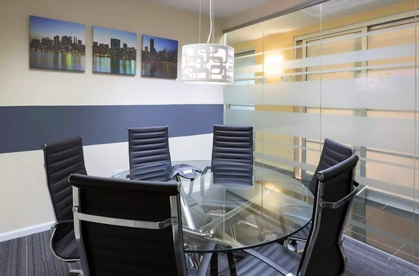 Meeting Room B (Alternate View)-818x540 Coworking Spaces/ Serviced Offices